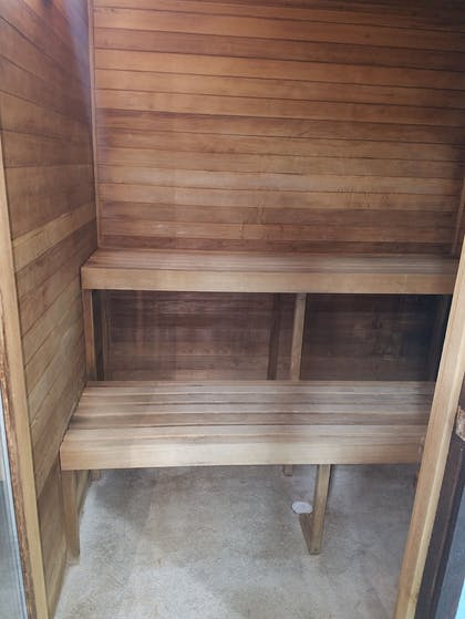 Sauna | Holiday Inn Express Hotel and Suites Marysville
