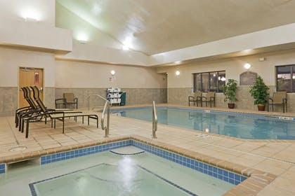 Pool | Holiday Inn Express & Suites Gillette