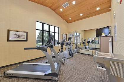 Fitness Facility | Holiday Inn Express & Suites Gillette