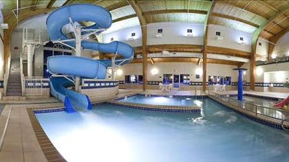 Waterslide | Holiday Inn Express & Suites Aberdeen