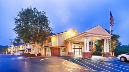 Exterior | Best Western Plus The Inn at Sharon/Foxboro