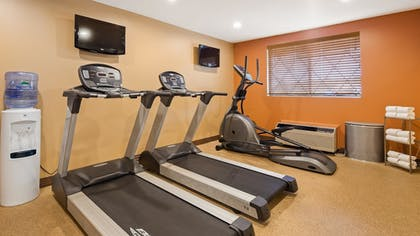 Fitness Facility | Best Western Plus The Inn at Sharon/Foxboro