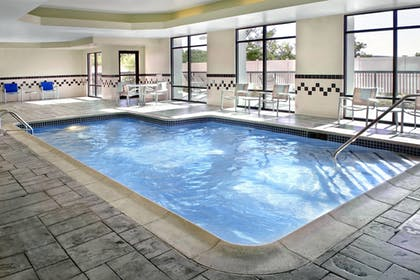 Indoor Pool | Springhill Suites By Marriott - Danbury