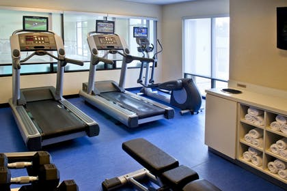 Fitness Facility | Springhill Suites By Marriott - Danbury