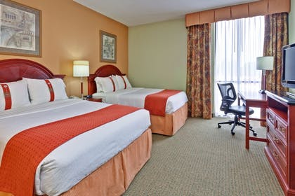 Guestroom | Holiday Inn University of Memphis All Suite