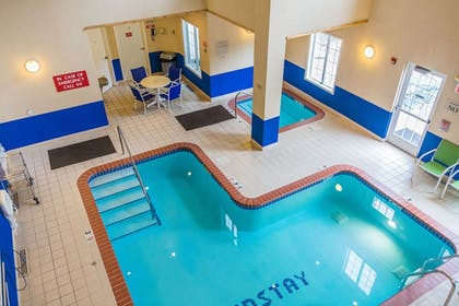Indoor Pool | River Hills Hotel