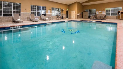 Indoor Pool | Best Western Plus Cutting Horse Inn & Suites