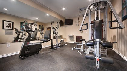 Fitness Facility | Best Western Plus Cutting Horse Inn & Suites