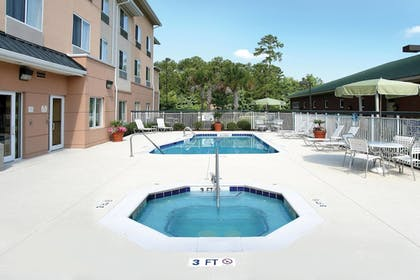 Sports Facility | Fairfield Inn & Suites Charleston North/University Area