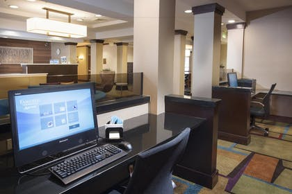 Business Center | Fairfield Inn & Suites Charleston North/University Area