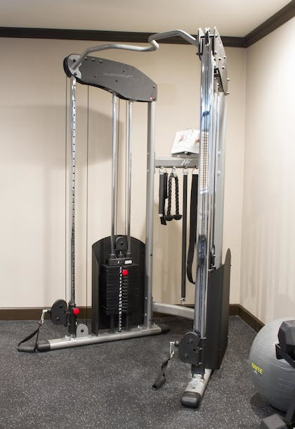 Gym | Best Western Toledo South Maumee