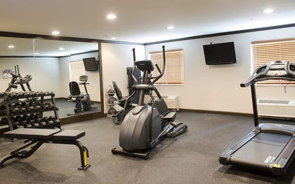 Fitness Facility | Best Western Toledo South Maumee