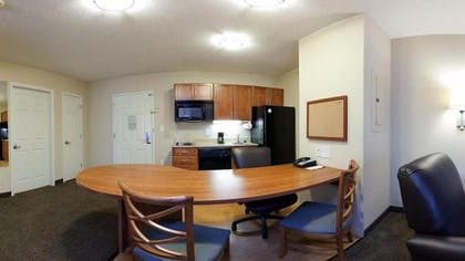 Living Area   Candlewood Suites New Bern