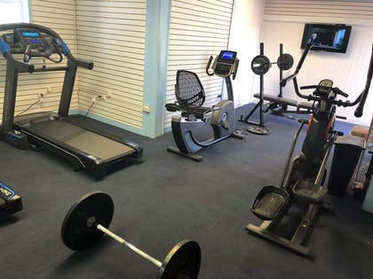 Fitness Facility | Skipjack Resort Suites & Marina