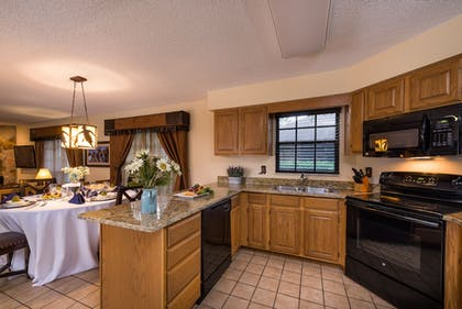 In-Room Kitchen | Westgate River Ranch Resort & Rodeo
