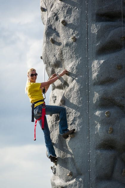 Outdoor Rock Climbing | Westgate River Ranch Resort & Rodeo