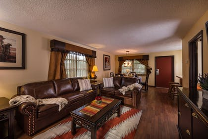 Living Area | Westgate River Ranch Resort & Rodeo