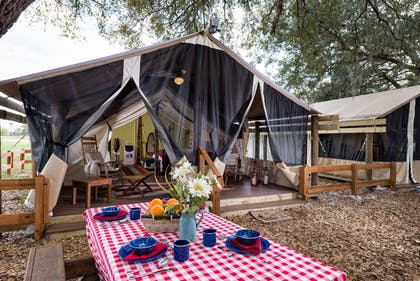 Outdoor Dining | Westgate River Ranch Resort & Rodeo