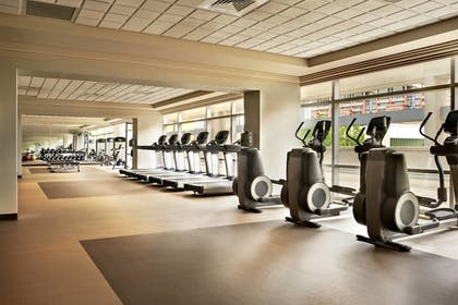 Sports Facility | The Westin Charlotte