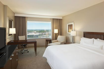 Guestroom | The Westin Charlotte