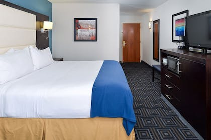 | Holiday Inn Express Hotel & Suites Bessemer