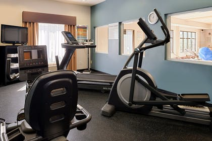 Fitness Facility | Holiday Inn Express Hotel & Suites Bessemer