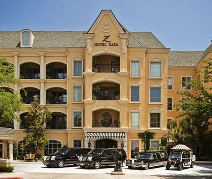 Front of Property | Hotel ZaZa Dallas