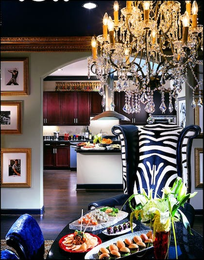 Private Kitchen | Hotel ZaZa Dallas