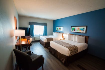 Room | SureStay Plus by Best Western Louisville Airport Expo