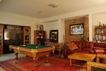 Game Room | The Columbia Inn at Peralynna Manor