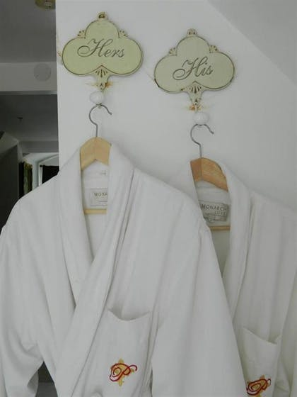 In-Room Amenity | The Columbia Inn at Peralynna Manor