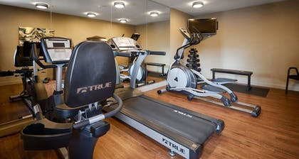 Fitness Facility | Best Western The Oasis at Joplin