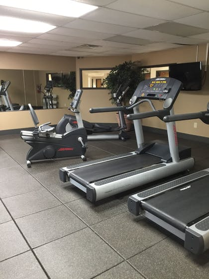 Fitness Facility   Wingate by Wyndham Little Rock