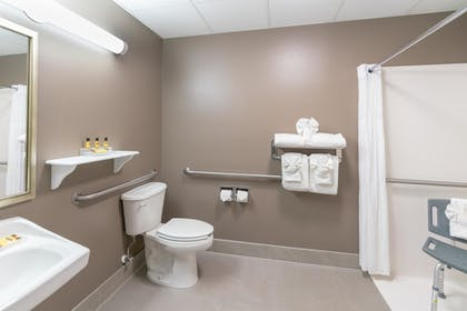 Bathroom | Best Western Plus Lake City