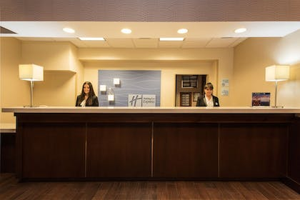 Reception | Holiday Inn Express Hotel & Suites Tampa Northwest - Oldsmar
