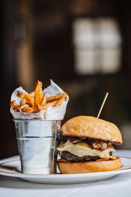 Food and Drink | The Atherton Hotel At OSU