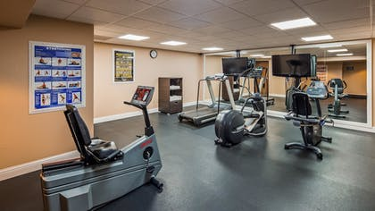 Fitness Facility | Best Western Plus Boomtown Casino Hotel