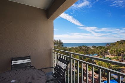 | Villa, 2 Bedrooms, Balcony, Oceanfront (view not  guaranteed) | Marriott's Grande Ocean