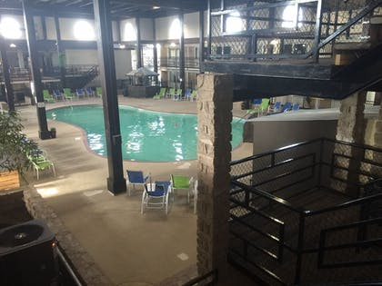 Indoor Pool | Pearl on the Concho