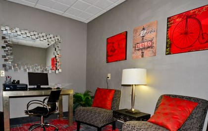 Lobby Lounge | Comfort Suites Southaven I-55