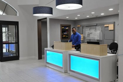 Check-in/Check-out Kiosk | Holiday Inn Express & Suites Lake Forest