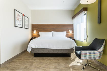 Room | Holiday Inn Express & Suites Lake Forest