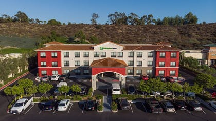 Front of Property | Holiday Inn Express & Suites Lake Forest
