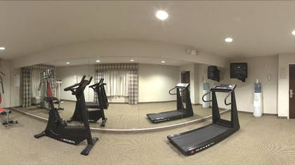 Fitness Facility   Holiday Inn Express Hotel & Suites Mebane