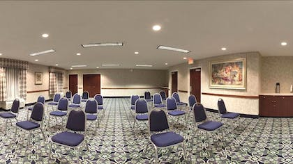 Meeting Facility   Holiday Inn Express Hotel & Suites Mebane