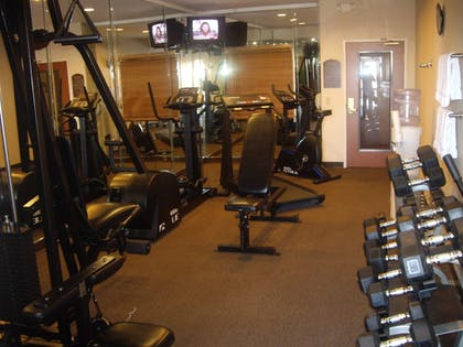 Fitness Facility | Holiday Inn Express Hotel & Suites El Centro