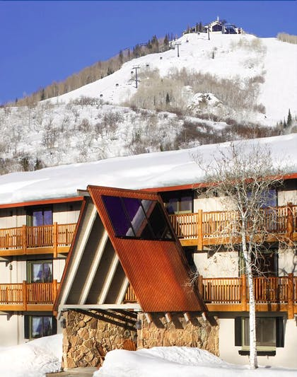 Exterior | The Inn at Steamboat