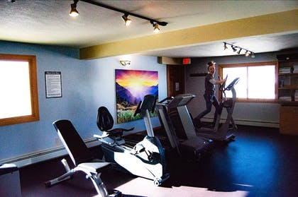 Fitness Facility | The Inn at Steamboat
