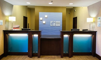 Hotel Interior | Holiday Inn Express Hotel and Suites Nacogdoches