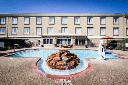 Pool | Holiday Inn Express Hotel and Suites Nacogdoches
